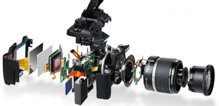 Camera Repair Shop in Dhaka