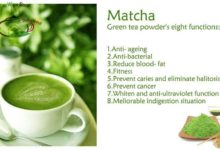 Matcha green tea in Bangladesh