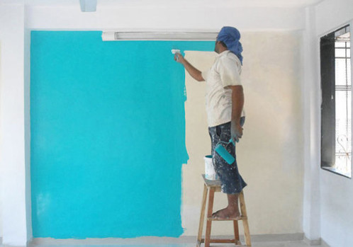 homeoffice painting service in dhaka