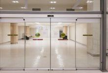 Automatic Sliding Doors   Sensor Glass Sliding Door in Bangladesh