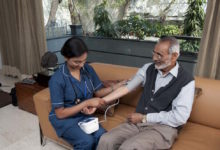 Home Health Care Service for Old Patient in Dhaka, Bangladesh