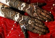 Bridal Mehedi Design Service in Dhaka