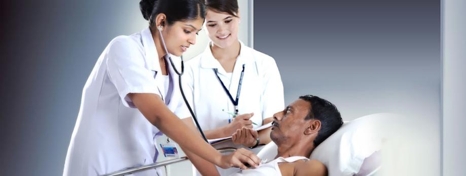 Nursing Care Home Service in Sylhet