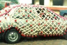 Wedding Car Decoration Service in Dhaka