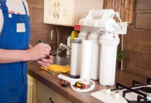 Water filter repairing services in Dhaka