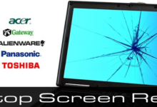 Laptop Screen Repair and Replacement Service in Dhaka