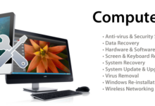 Laptop-Desktop Repair Home Service in Banani