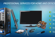 Laptop Computer Repair Home and Office Service in Uttara