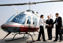 Helicopter Rent in Dhaka, Bangladesh