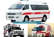 Ambulance Service in Dhaka