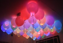 LED Balloons | Helium Balloons With Led Light for sell in Dhaka