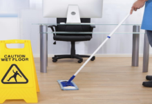 Office Cleaning Services in Dhaka