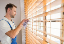Vertical Blind Cleaning Service in Dhaka