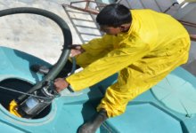 Water Reservoir and Tank Cleaning Service in Dhaka, Bangladesh