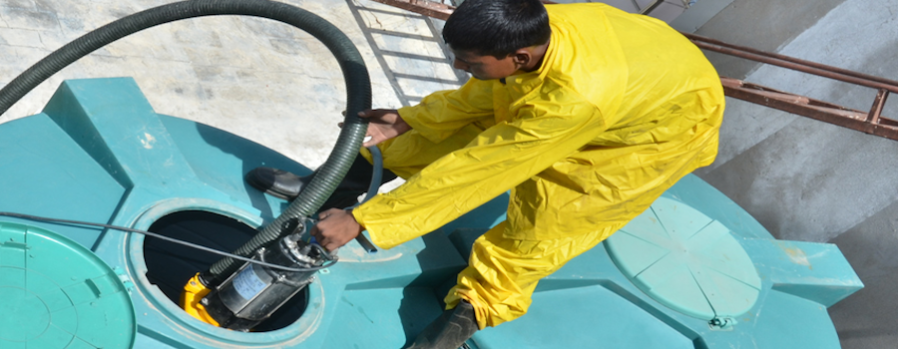 Water Cleaning Services : Water reservoir and tank cleaning service in dhaka