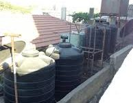 Reserve Overhead Water tank Cleaning in Bangladesh