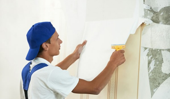 Decorative Wallpaper Covering service in Dhaka