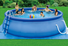 Portable and Inflatable Swimming Pool in Bangladesh