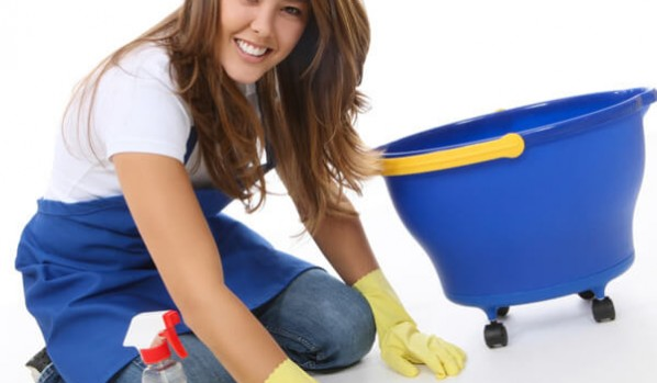 Cleaning Lady Hire