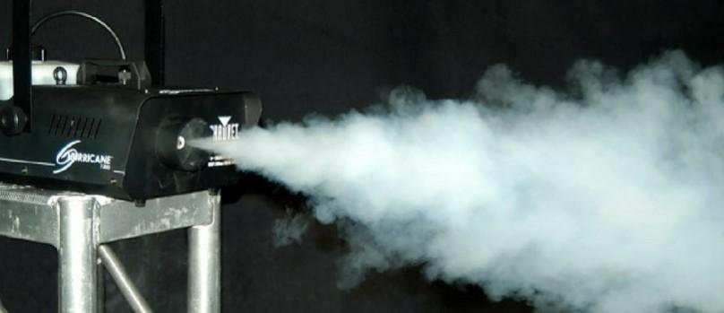 Fog or Smoke Machine Rental in Dhaka