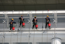 Window cleaning service in Dhaka,Bangladesh