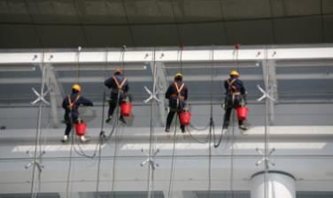 Window cleaning service in Dhaka,Bangladesh