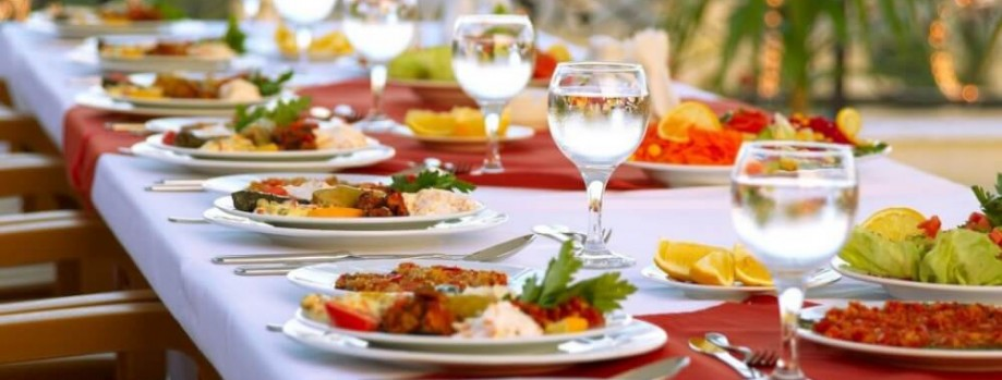Food Catering Services for Office and Parties In Dhaka