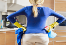 Kitchen Cabinet Cleaning Service Dhaka