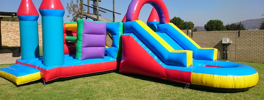 Inflatable Jumping Castle Rental in Dhaka