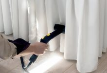 Curtain and Porda Cleaning Home Service in Dhaka