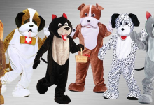 Mascot Costume Rental Company in Dhaka