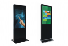 Digital Signage Vertical Display Advertising Player Rental in Dhaka