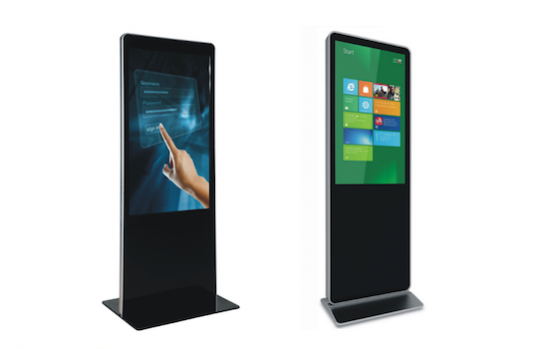 Digital Signage Vertical Display Advertising Player Kiosk Rental in Dhaka