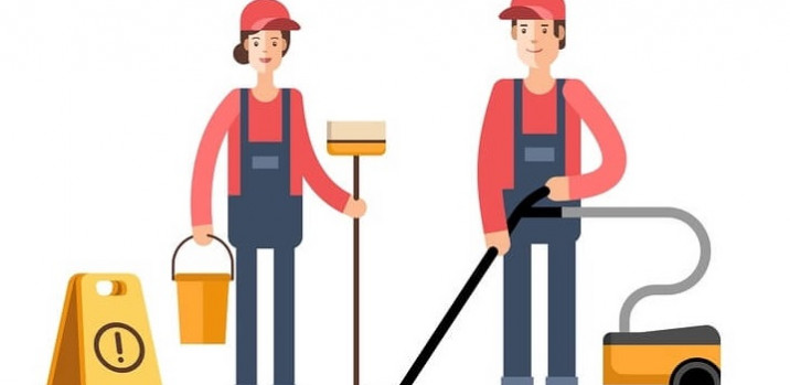 Cleaning Service in Dhanmondi