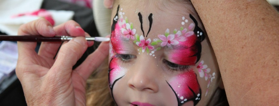 Face Painter Hire In Dhaka
