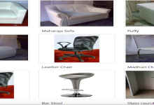 Furniture rental Service in Dhaka