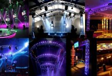 Stage lighting truss rental company In Bangladesh