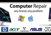 Laptop-Computer Repair Home and Office Service in Wari