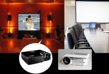 Projector, LED TV and LED Wall Screen Rental Service in Chittagong