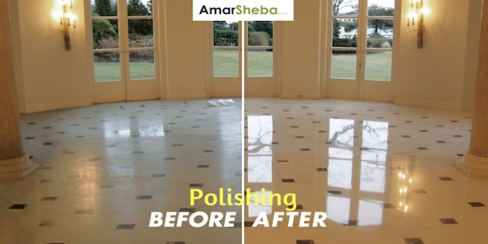Floor Cleaning and Polishing Service in Dhaka