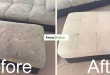 Best Sofa Cleaning Service in Dhaka
