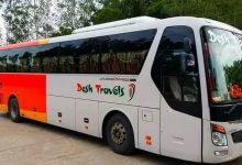 Desh Travels Dhaka to Coxs-Bazar
