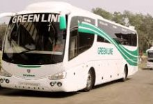 Greenline Bus Ticket Dhaka to Chittagang