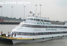 Dhaka to Bhola Green Line Water Bus Ticket